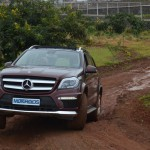 Read About the India spec Mercedes Benz GL 350 CDI in this Quick Review