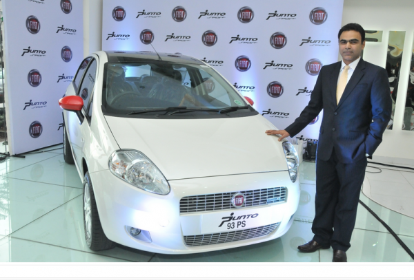 Check out the new Fiat Punto Sport 2013 in this video