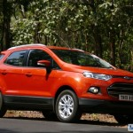 Ford EcoSport Bookings Could Remain Suspended Till October