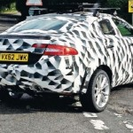 Upcoming Jaguar XQ Type SUV Spotted Again