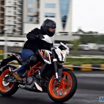 KTM 390 Duke domestic delivery to commence in September