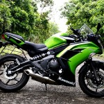New 2013 Kawasaki Ninja 650R review:  Slick and Savvy
