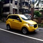 Mahindra Reva E2O road test review: Power Capsule
