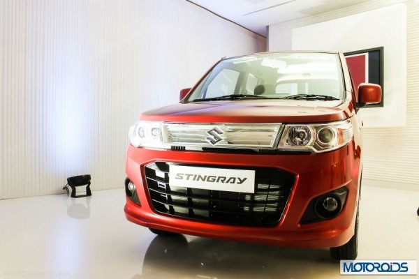 Maruti Stingray CNG could be Launched Soon