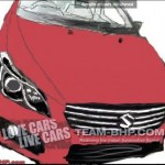 Maruti Suzuki YL1 sedan could replace the SX4 in India. Details leaked.