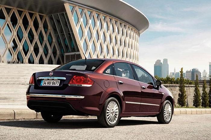 New 2013 Fiat Linea Facelift India Launch  2