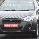 Fiat Linea facelift continues testing on Indian roads. Launch Soon?