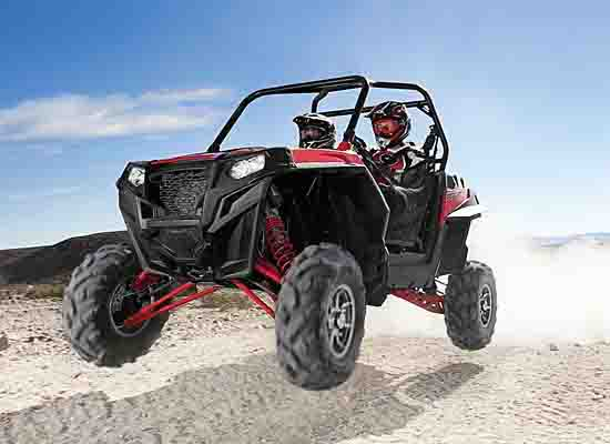 Polaris Ranger RZR XP 900-2