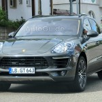 Spotted: Porsche Macan and Macan Turbo With Almost No Camouflage