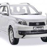 Toyota Rush compact SUV gets TRD Sportivo kit in Indonesia