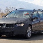 Next-gen 2016 VW Passat spotted testing on public roads