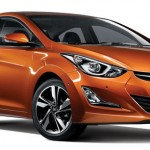 New 2014 Hyundai Elantra Facelift official images revealed