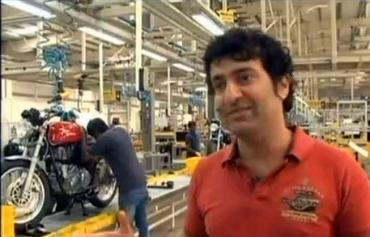 Royal Enfield Continental GT 535 aka Cafe Racer goes into Mass-Production