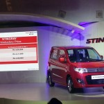 Maruti Stingray Launched in India @ INR 4.09 lakhs