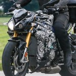 Spied Again: 2014 BMW S1000RS