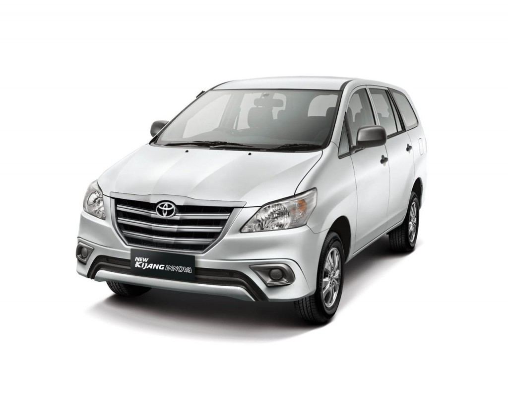 Facelifted Toyota Innova 2013 price in India to start at INR 10.2