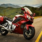 Yamaha unveils 2014 lineup, updates the FJR1300 with electronic adjustable suspension