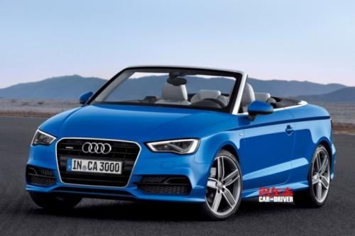 Is this the 2014 Audi A3 Cabrio?