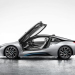 Check out the Interiors of Production-spec BMW i8