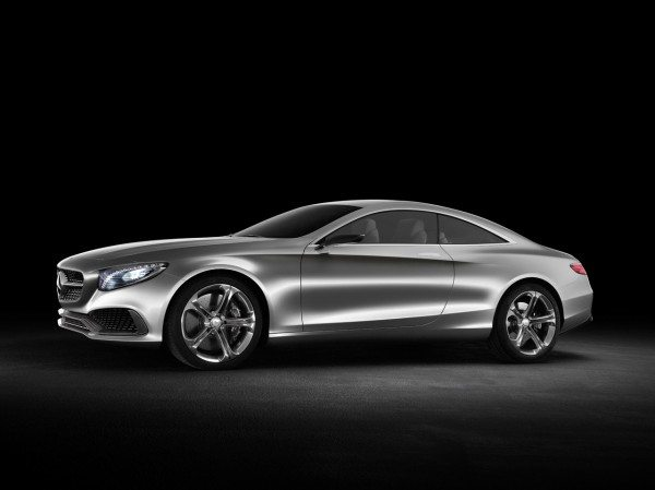 Mercedes S Class Coupe to spawn a Convertible model