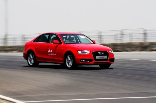 Audi A4 2.0 TDI with 177hp and Audi Drive Select Launched @ INR 31.74 lakhs