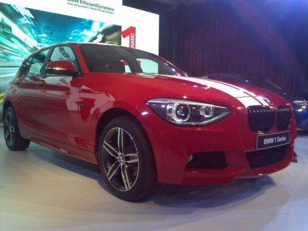 BMW 1 Series sedan might not come before 2017
