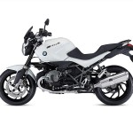 BMW R1200R DarkWhite Special Edition revealed