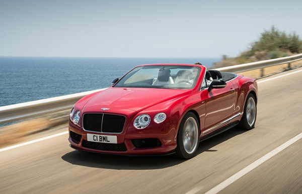 All the details and pics:New Bentley Continental V8 S