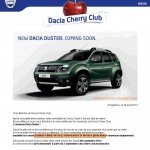 More Details on the new Dacia Duster aka Renault Duster Facelift