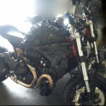 Spied: Ducati Monster 1198. Set for EICMA 2013 launch