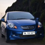 Honda Amaze clocks 1 lakh sales milestone