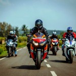 Honda Superbike Ride Flagged off from Mumbai