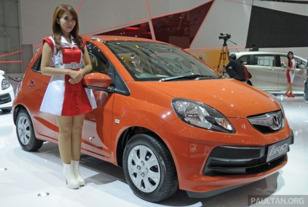 Honda Brio Satya low cost variant launched in Indonesia