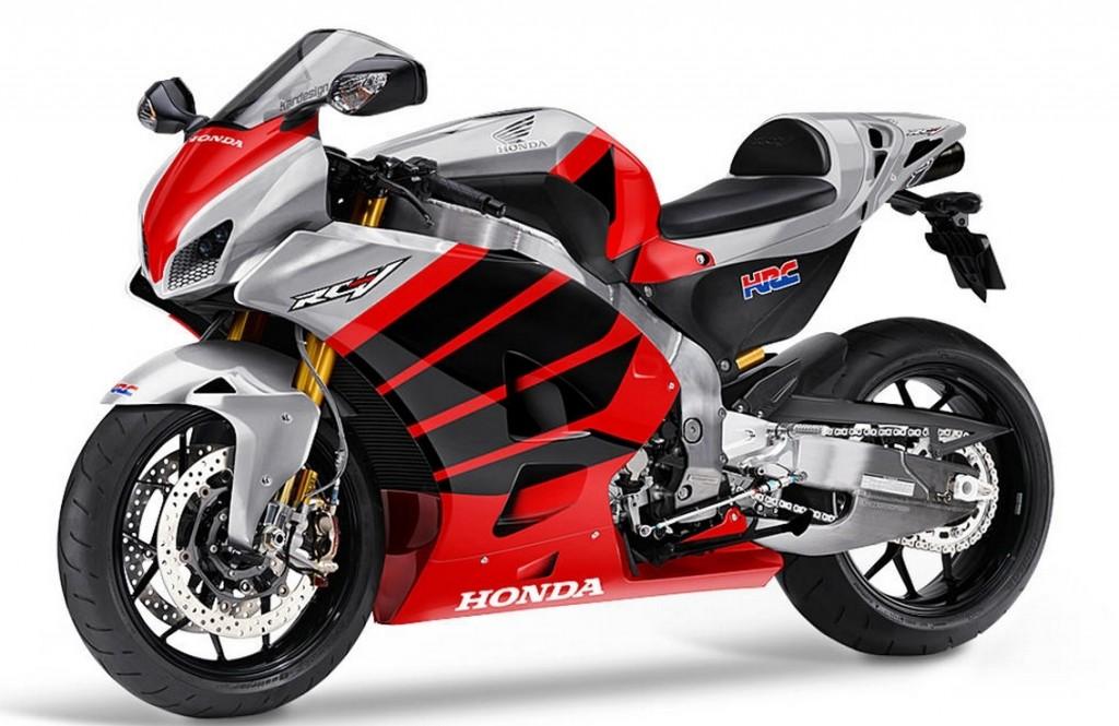 Honda Replica Motorcycle Honda Rcv 1000 Motogp Replica