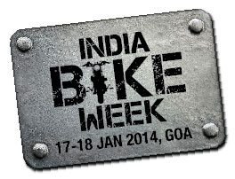 India Bike Week 2014 to be held in Goa from January 17 and 18 next year