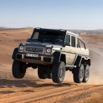 GTA V gets Mercedes-Benz G63 AMG 6X6 lookalike