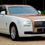 One-off Rolls Royce Ghost Chengdu Golden Sunbird Edition Revealed