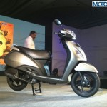 TVS Jupiter 110cc automatic scooter launched in Pune