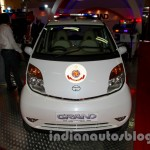 More pics of the Tata Nano Emergency Response vehicle for Delhi traffic police force