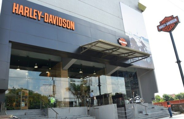 Harley-Davidson India opens a new dealership in Indore