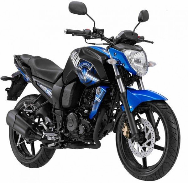 Do you like the new set of decals for the Indonesia spec Yamaha FZ16 aka Byson