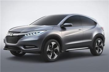 Upcoming Honda compact SUV spotted testing in Germany