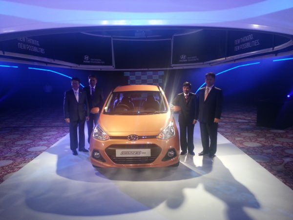 LIVE: Hyundai Grand i10 Launched in India @ INR 4.29 lakhs