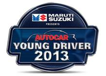 Maruti Suzuki Autocar Young Driver 2013 Winners announced