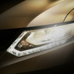 Next-gen 2014 Nissan X-Trail Teased ahead of Frankfurt Debut