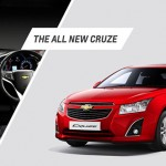 Launch Report: GM India launches the new 2013 Chevrolet Cruze facelift in India