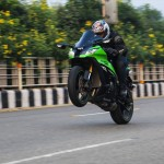 2013 Kawasaki Ninja ZX10R Quick Review: A Date with the Green Goblin