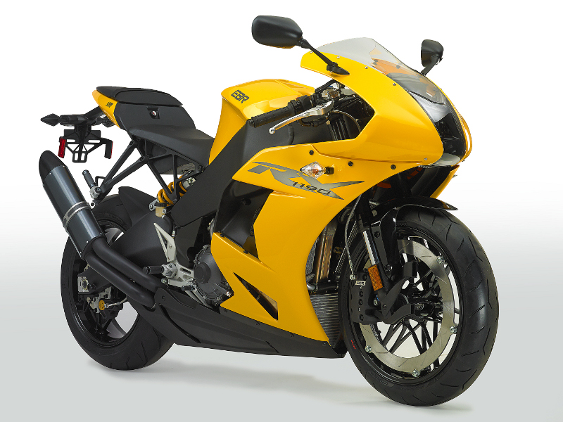 Unveiled: 2014 Buell EBR 1190RX