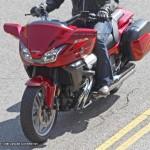 SPIED: 2014 Honda CTX1300 Cruiser