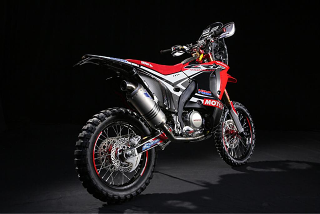 2014 Honda Dakar Rally Motorcycle (14)